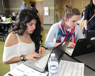 Mount Rainier High School – Highline Schools- Hackathon – 3/16/15