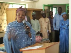 Katsina, Nigeria IGNITE Event at University – November 2014