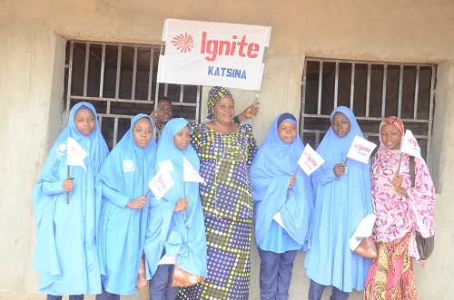 IGNITE Katsina Inauguration Event