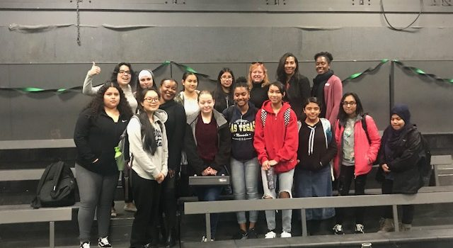 5th Annual Women of Color in Tech Symposium at Evergreen High School