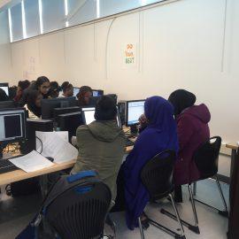 Microsoft Mobile Workshop at Seattle World School
