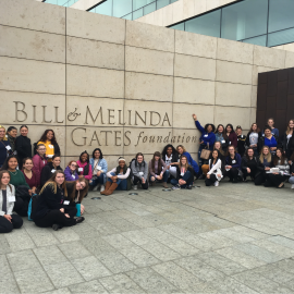 Bethel School District at the Gates Foundation
