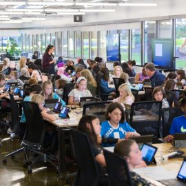 Lafayette, Wing Luke, and Loyal Heights Microsoft Coding Workshop
