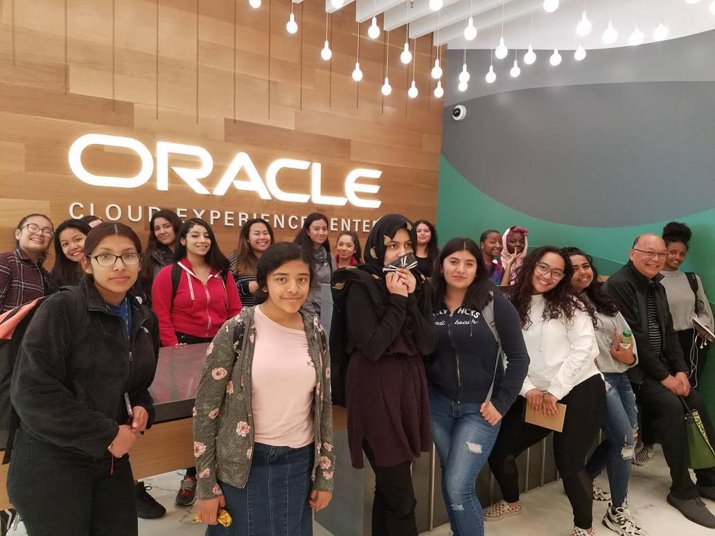 Evergreen High School at Oracle Cloud Infrastructure