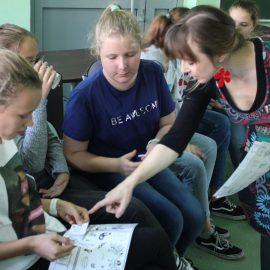 IGNITE Event at Kazimierza Pułaskiego Primary School, Warka, Poland
