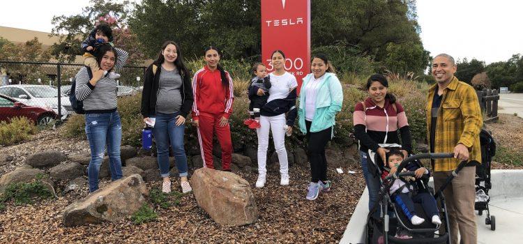Hilltop High School at Tesla