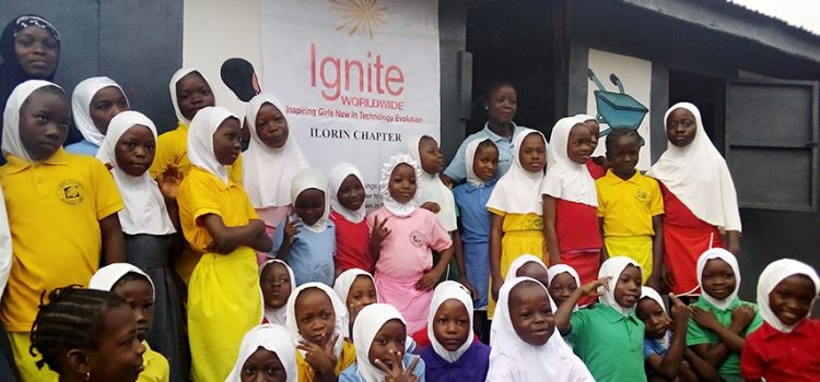 IGNITE Worldwide Panel at Ummy Nusira Memorial Academy, Akerebiata-Ilorin, Nigeria