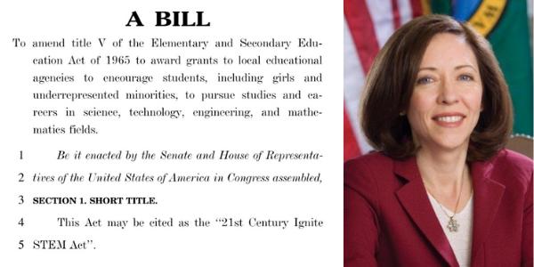 Senator Cantwell IGNITE ACt