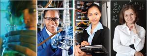STEM Prof Women