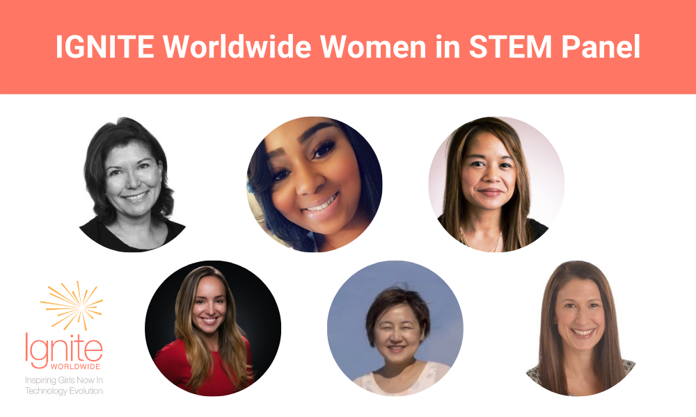 IGNITE Worldwide Women in STEM Panel