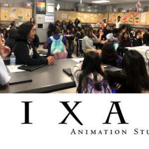 Pixar Running Ignite Event in Oakland