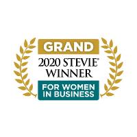 Grand Stevie Award Winner Banner