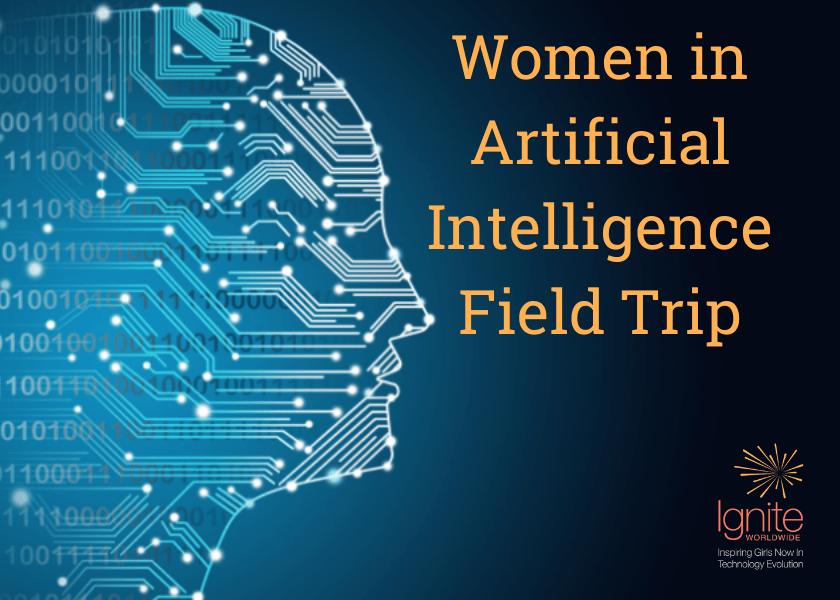 Women in AI Field Trip