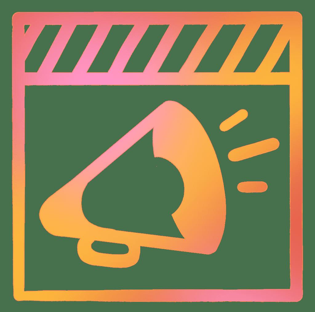 #IGNITEYourVoice Icon