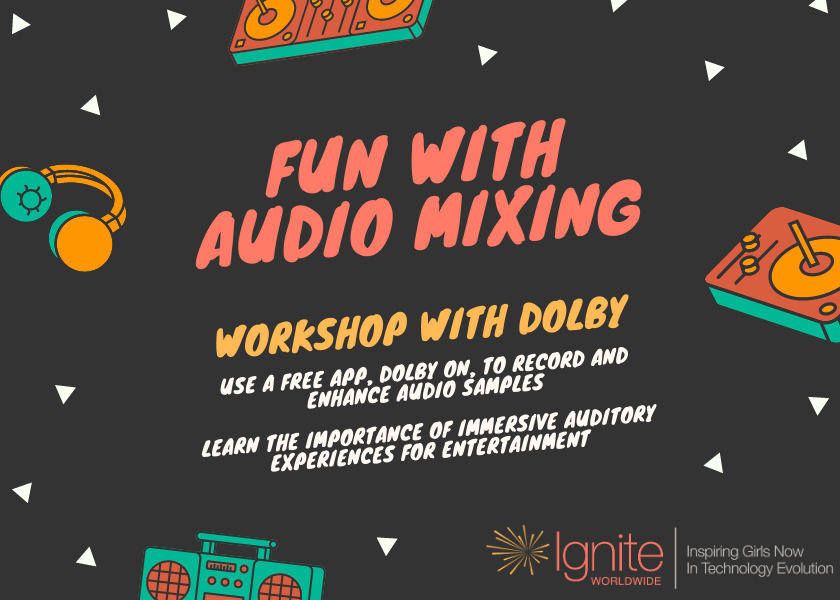 Workshop with Dolby