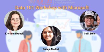 Data 101 Workshop